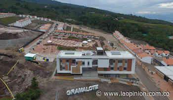'Vamos a hacer de Gramalote el pueblo más bonito de Colombia' - La Opinión Cúcuta