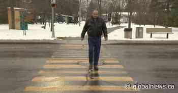 Safety concerns grow over new pedestrian traffic light in Pincourt - Globalnews.ca