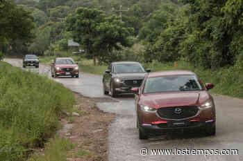 La prensa prueba la Mazda CX-30 en la ruta a Samaipata - Los Tiempos