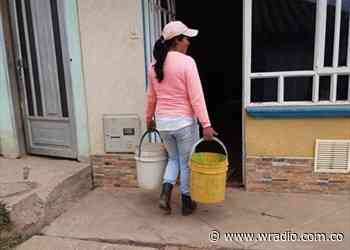 Desabastecimiento en Motavita y Paipa por temporada seca - W Radio