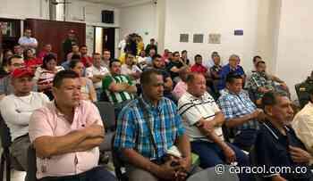 Gremios de Magangué convocaron a un consejo de seguridad - Caracol Radio