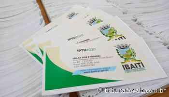 Ibaiti dá desconto de 10% para pagamento à vista - Tribuna do Vale