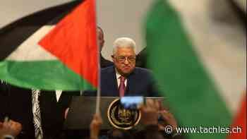 Mahmoud Abbas in Abwehrstellung - Tachles