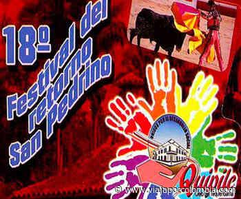 Festival del Retorno Sampedrino en Quipile, Cundinamarca - Ferias y fiestas de Colombia - Viajar por Colombia