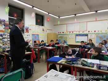 Scuola giornalismo a Novedrate: ospite il sindaco - Giornale di Como