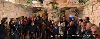 Mostra di presepi a Novedrate «Un ponte con la tradizione» - La Provincia di Como