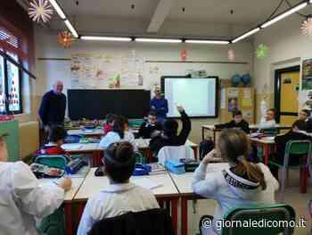 Scuola Novedrate: la prima intervista dei piccoli giornalisti - Giornale di Como