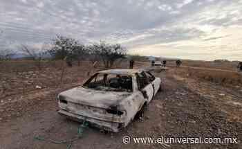 Asesinan y queman a joven en Buenavista, Michoacán | El Universal - El Universal
