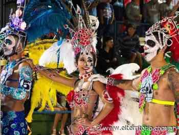 La alegría del carnaval llega hoy a Puerto Piray - EL TERRITORIO