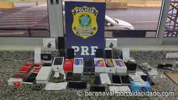 Ação rápida Assaltantes de loja de celulares em Loanda são presos pela PRF em Mandaguari 30 - ® Portal da Cidade | Paranavaí