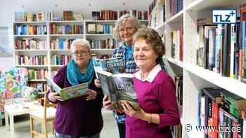 Fünf Jahre Bücherei Dornburg: Diese drei Damen machen es möglich - Thüringische Landeszeitung
