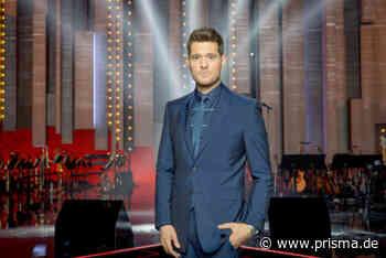 Michael Bublé in Concert - arte - TV-Programm - Prisma