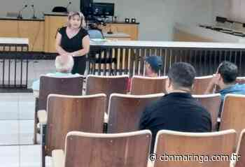 Condenados por violência doméstica passam por curso, Astorga, - CBN Maringá