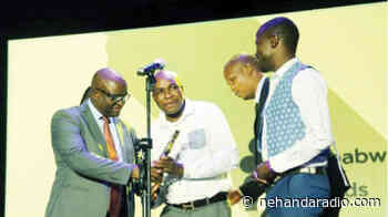Magwaza elated by first Zima award - Nehanda Radio