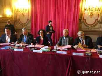 Gardanne et Meyreuil signent l'arrêt du charbon avec l'Etat - Gomet'