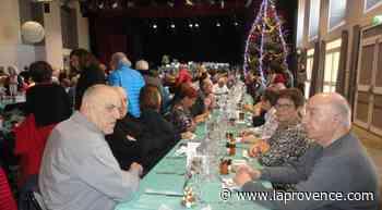 Meyreuil : 215 aînés pour un repas toujours très apprécié - La Provence