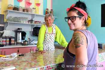 Lawrencetown's Shakes on Main a cool 1950s-style diner with exceptional staff - The Digby Courier