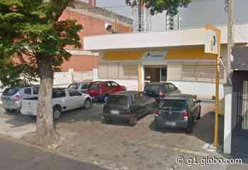Ladrões assaltam agência dos Correios de Boituva e levam R$ 200 mil - G1