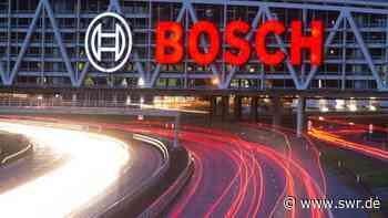 500 Stellen bei Bosch in Feuerbach und Schwieberdingen gerettet - SWR