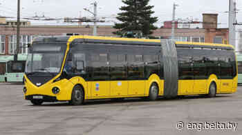Plans to test drive Belarusian e-buses in Rostov-on-Don - Belarus News (BelTA)