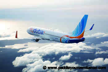 Final Report into Fatal flydubai Crash at Rostov-on-Don Criticises Pilots But Also Raises Possibility of Tiredness - Paddle Your Own Kanoo