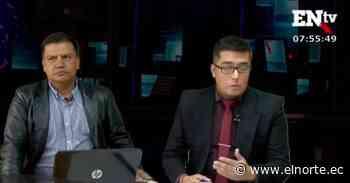 Paolo Ponce Cadena, Vocero Oficial de la Alcaldía de Pimampiro; Santiago Caicedo (Ciudadano pimampireño. Réplica Presidente Santos Varones Pimampiro - Diario El Norte