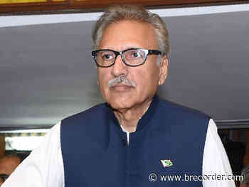 Discover youth's potential through education, health & jobs: President Alvi - Business Recorder