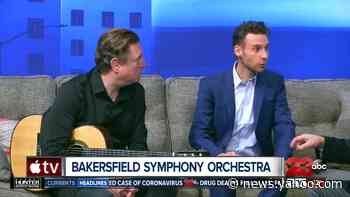 23ABC Interview: Grammy-winning guitarist Jason Vieaux and Maestro Stilian Kirov of the Bakersfield Symphony Orchestra - Yahoo News