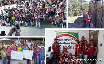 Programas de apoyo social muestran buenos resultados en Saladoblanco - Noticias
