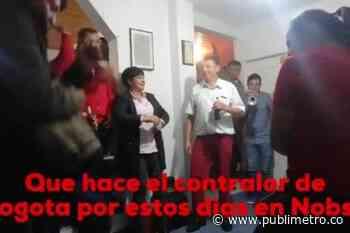Fiesta del Contralor de Bogotá, Juan Carlos Granados, en Nobsa - Publimetro Colombia