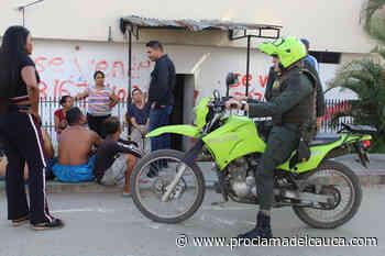 En Villa Rica se trabaja para garantizar la seguridad - Proclama del Cauca