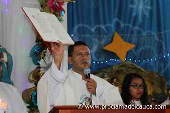 Comunidad católica de Villa Rica despidió a su guía espiritual - Proclama del Cauca