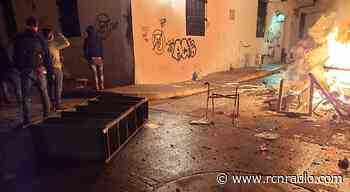 En caos terminaron manifestaciones en Popayán y Villa Rica - RCN Radio