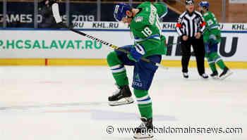 "A hat-trick Kugryshev helped ""Salavat Yulaev"" to win in Vladivostok - The Global Domains News"