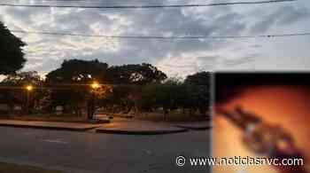 Asesinan a un hombre en pleno parque La Ermita de Roldanillo - Noticias NVC