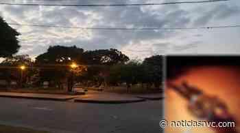 Asesinan a un hombre en pleno parque principal de Roldanillo - Noticias NVC