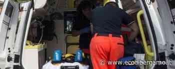 Schianto tra un'auto e un furgone a Lallio Quattro feriti gravi: c'è anche un 15enne - L'Eco di Bergamo