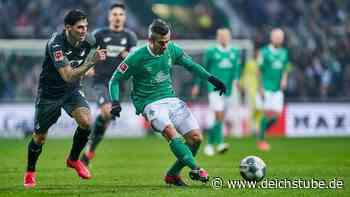 Werder-Stürmer Fin Bartels bleibt vorerst in der Joker-Rolle - deichstube.de