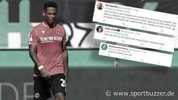 Netzreaktionen zur Vertragsauflösung zwischen Hannover 96 und Dennis Aogo - Sportbuzzer
