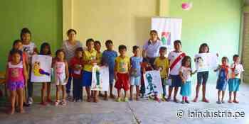 Santiago de Cao: inicia ciclo de cuentos y hábito de lectura para menores de edad - La Industria.pe
