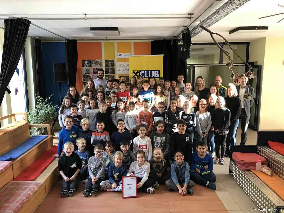 Landeck: VS Bruggen zur besten Laufschule Tirols ausgezeichnet - Landeck - meinbezirk.at