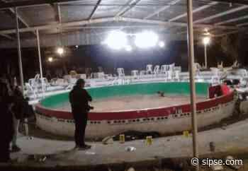 Muertos en balacera de palenque de gallos en San Luis Potosí - Sipse.com