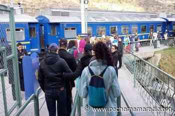 Declaran en alerta roja vía férrea Ollantaytambo-Machu Picchu - Pachamama radio 850 AM