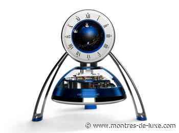 De Bethune x Jorg Hysek : à la découverte de la pendulette Dream Watch 6 - Montres-de-luxe.com