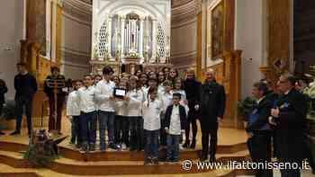 San Cataldo. Gran successo in Chiesa Madre per il concerto mariano in onore di Papa Francesco. - il Fatto Nisseno