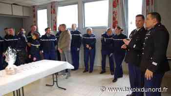 Laventie : les gendarmes ont livré les premières tendances sur la sécurité - La Voix du Nord