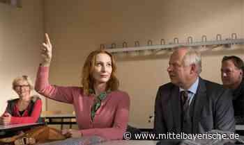 Noch mehr Chaos mit Andrea Sawatzki - TV-News - Nachrichten - Mittelbayerische