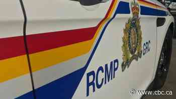 One dead after car drives into semi on highway near Slave Lake, Alta. - CBC.ca