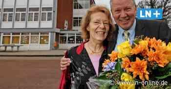 Verabschiedung - Lensahn: Schulleiter Bernd Ziemens geht in den Ruhestand - Lübecker Nachrichten
