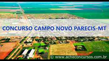 Concurso de Campo Novo do Parecis-MT 2019/2020: Edital terá 76 vagas - Ache Concursos